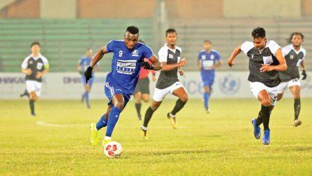I-Lig: Nijeryalı forvet Raphael Ownrebe, Mohammedan Sporting
