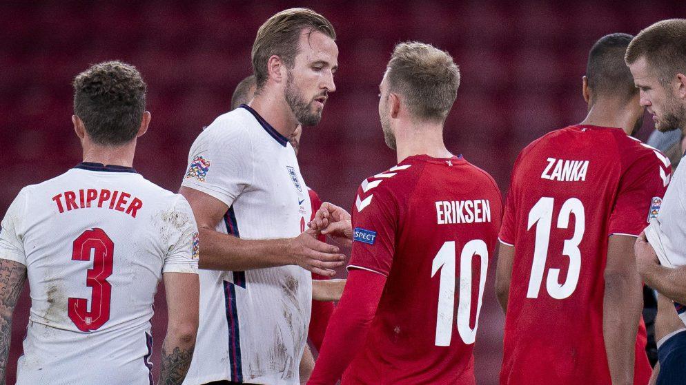 İngiltere vs Danimarka önizleme