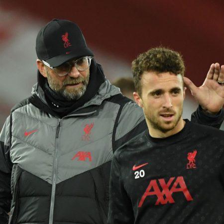 """""""Jota çok daha iyi olabilir!"""" – Klopp, yeni Liverpool yıldızı için parlak bir gelecek öngörüyor"""