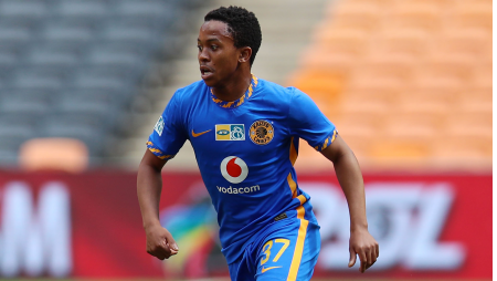 Kaizer Chiefs koçu Hunt: Ngcobo'yu