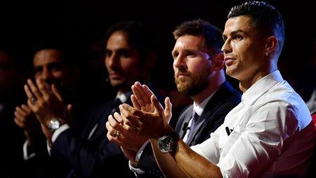 Messi vs Ronaldo gol