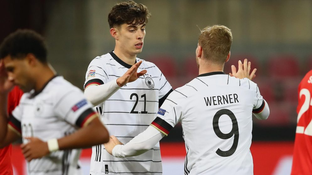 Rapor: Almanya 3-3 İsviçre