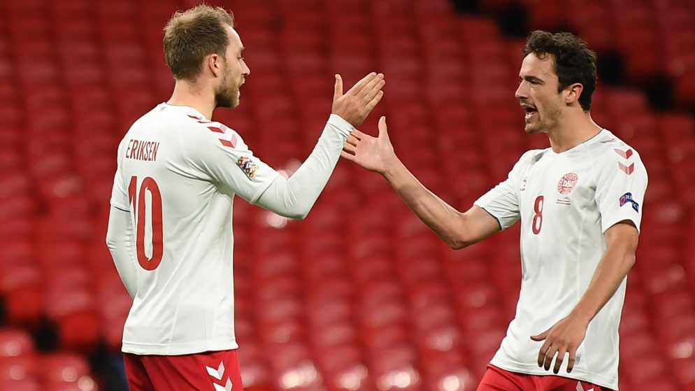 Rapor: İngiltere 0-1 Danimarka