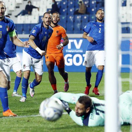 Rapor: İtalya 1-1 Hollanda