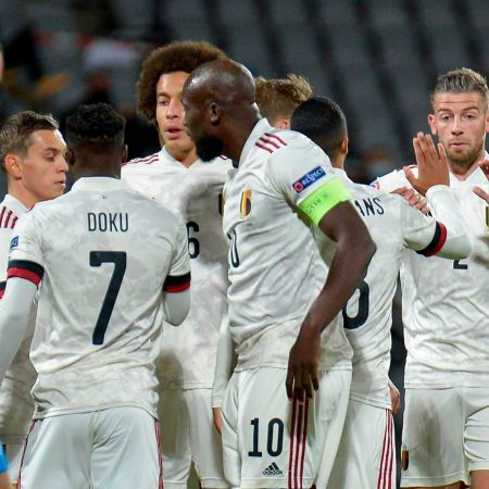 Rapor: İzlanda 1-2 Belçika