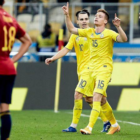 Rapor: Ukrayna 1-0 İspanya