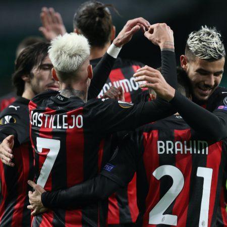 Red-hot Milan, Avrupa Ligi'nde Celtic'i yenerek 56 yaşındaki kulüp rekoruna eşittir