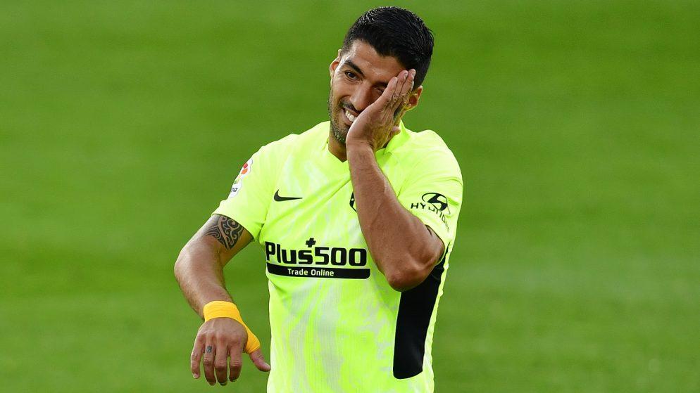 Simeone, Atletico yıldızı Suarez'in RB Salzburg