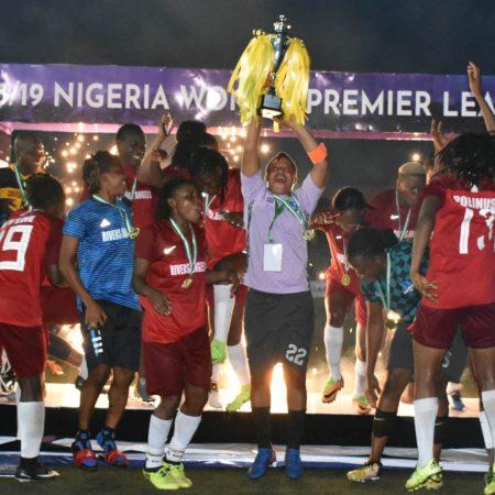 'Zor olacak' – Falode Nijerya'nın ilk Caf Kadınlar Şampiyonlar Ligi'ndeki şansı