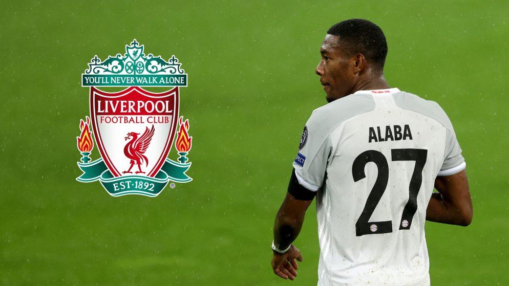 Alaba, Van Dijk'in kapağı olarak Liverpool'a katılacağını söyledi.Basler, Reds'in Bayern yıldızı