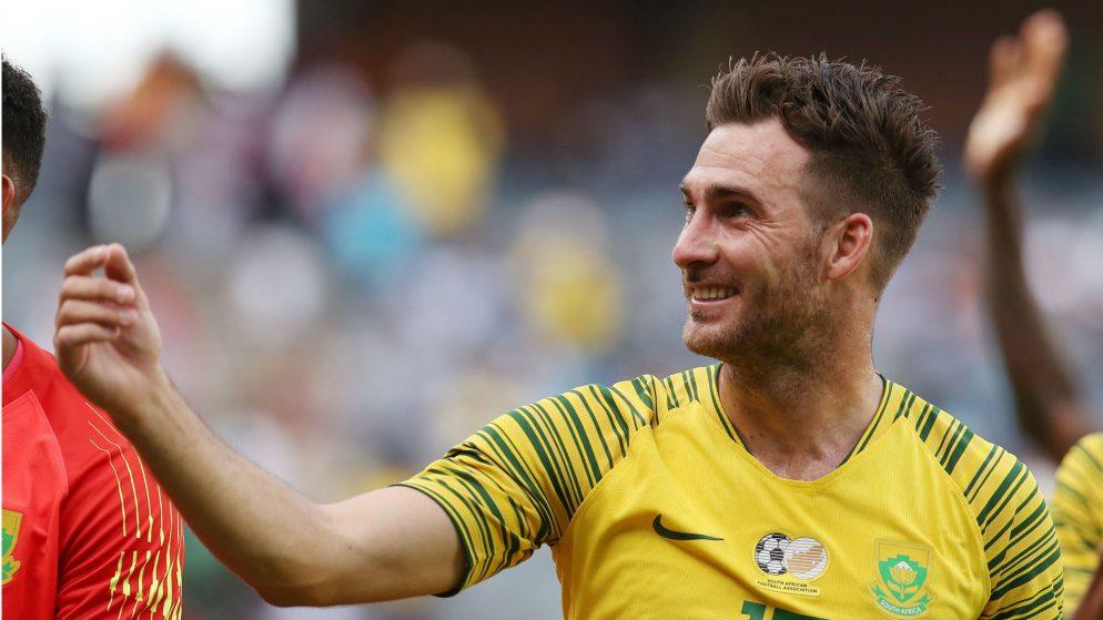 Bafana Bafana: Grobler, 'ülke için yeterince şey yapmadığını' düşünüyor