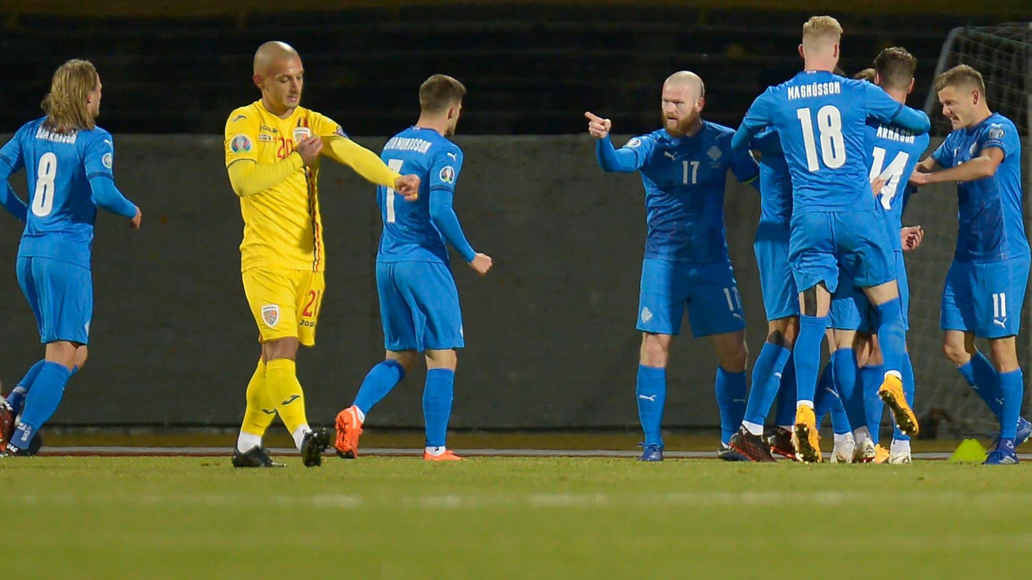euro play-off fikstürleri