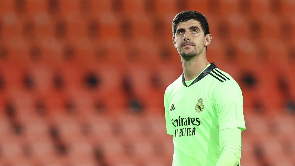 'Gomez çığlık atıyor ve penaltı alıyor' – Courtois, Real Madrid'de Valencia'ya yenilmesinde VAR'ı sorguluyor