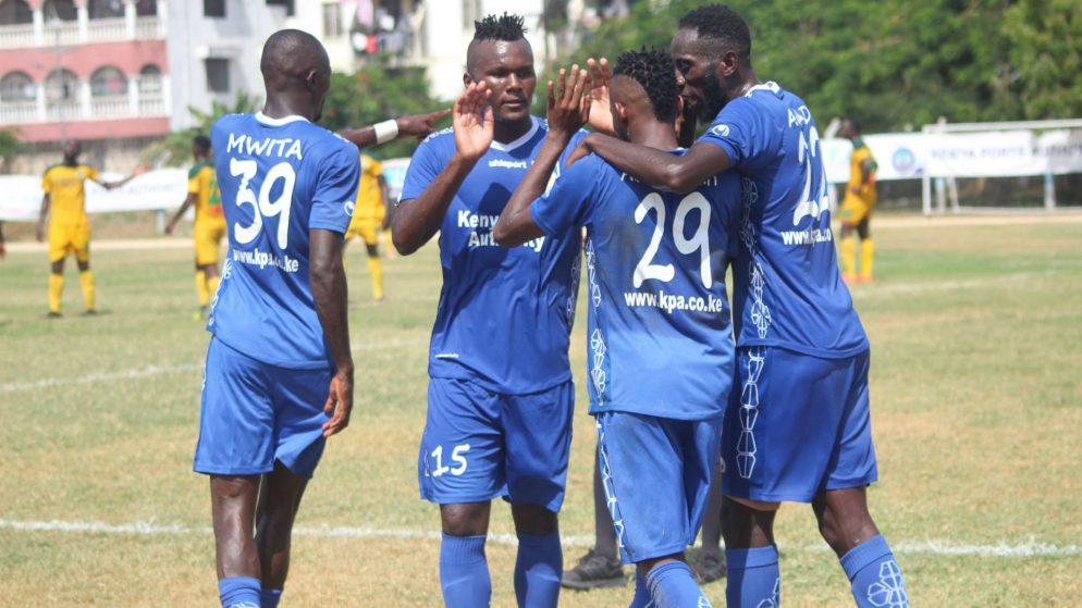 Kakamega Homeboyz, Vihiga United'ı alt etti, Bandari Sofapaka'yı geride bıraktı