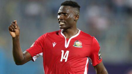 Kashiwa Reysol'un Olunga'sı Kenya ile Komorlar Afcon elemelerine karşı bir şüphe
