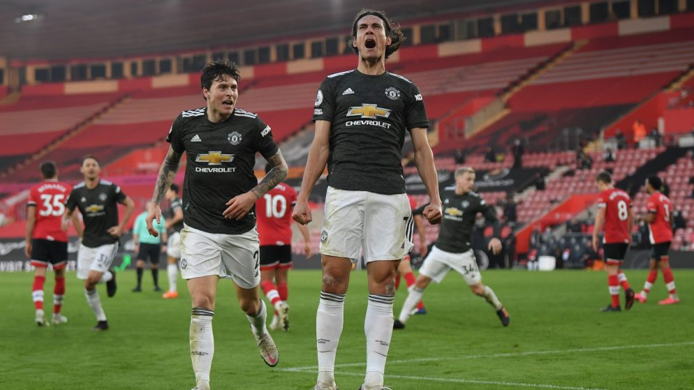 Man Utd, Southampton'ı