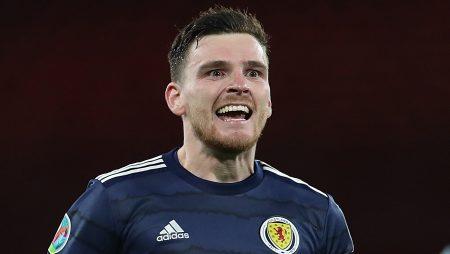 """Robertson, Liverpool ve İskoçya zenginleştikçe 2020'nin """"güzel anılarına"""" sahip olma konusunda nadir görülen bir durum"""