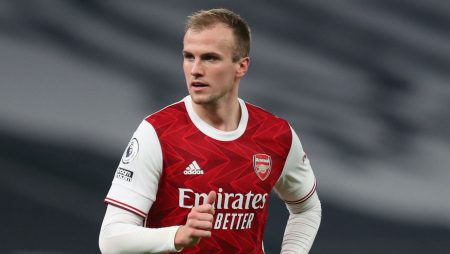 Arsenal savunucusu Holding,