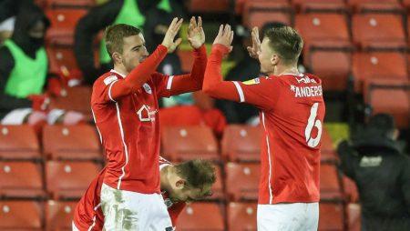 Barnsley 2-0 Tranmere Rovers: Oduor'un Şampiyonluk tarafı, FA Cup dördüncü tura yükseldi