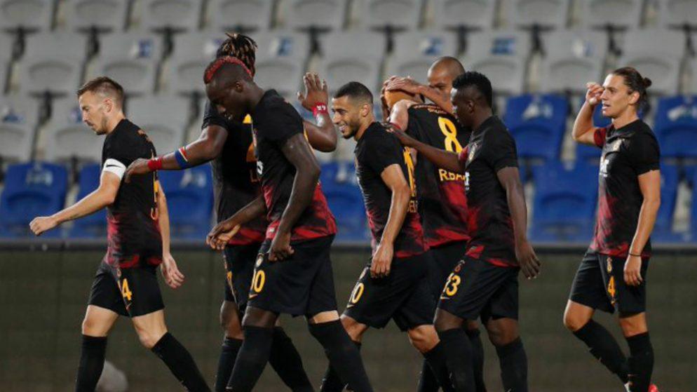 Etebo dönüyor, Aboubakar, Mensah hareket halinde, Diagne Beşiktaş'ın Galatasaray galibiyetinde kırmızıyı görüyor
