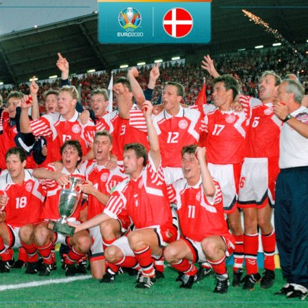 EURO 2020 yarışmacıları: Danimarka