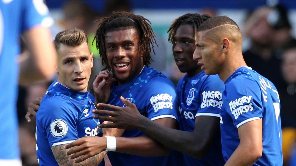 Iwobi: Everton, Wenger's Arsenal kadar iyidir ve Avrupa'da rekabet edebilir