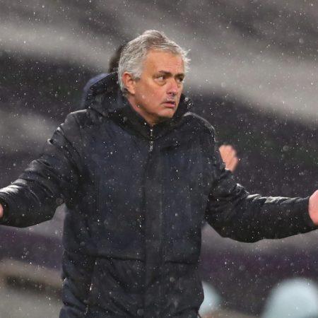 'Biraz fare ve kedi gibi' – Mourinho heyecan verici Everton yenilgisinde