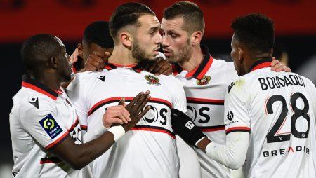 Gouiri'nin golü ve atışı yardımcısı Rennes
