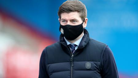 'Kalp atış hızımın düşmesini bekliyorum!' – Gerrard, Antwerp