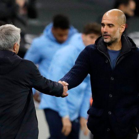 'Onlar için iyi' – Mourinho, Tottenham'ın Premier Lig'de büyük harcama yapanlarla eşleşemeyeceğini kabul ediyor