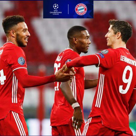 Özet: Bayern büyük çoğunluğu