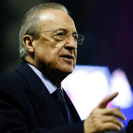 Real Madrid başkanı Perez, karantina
