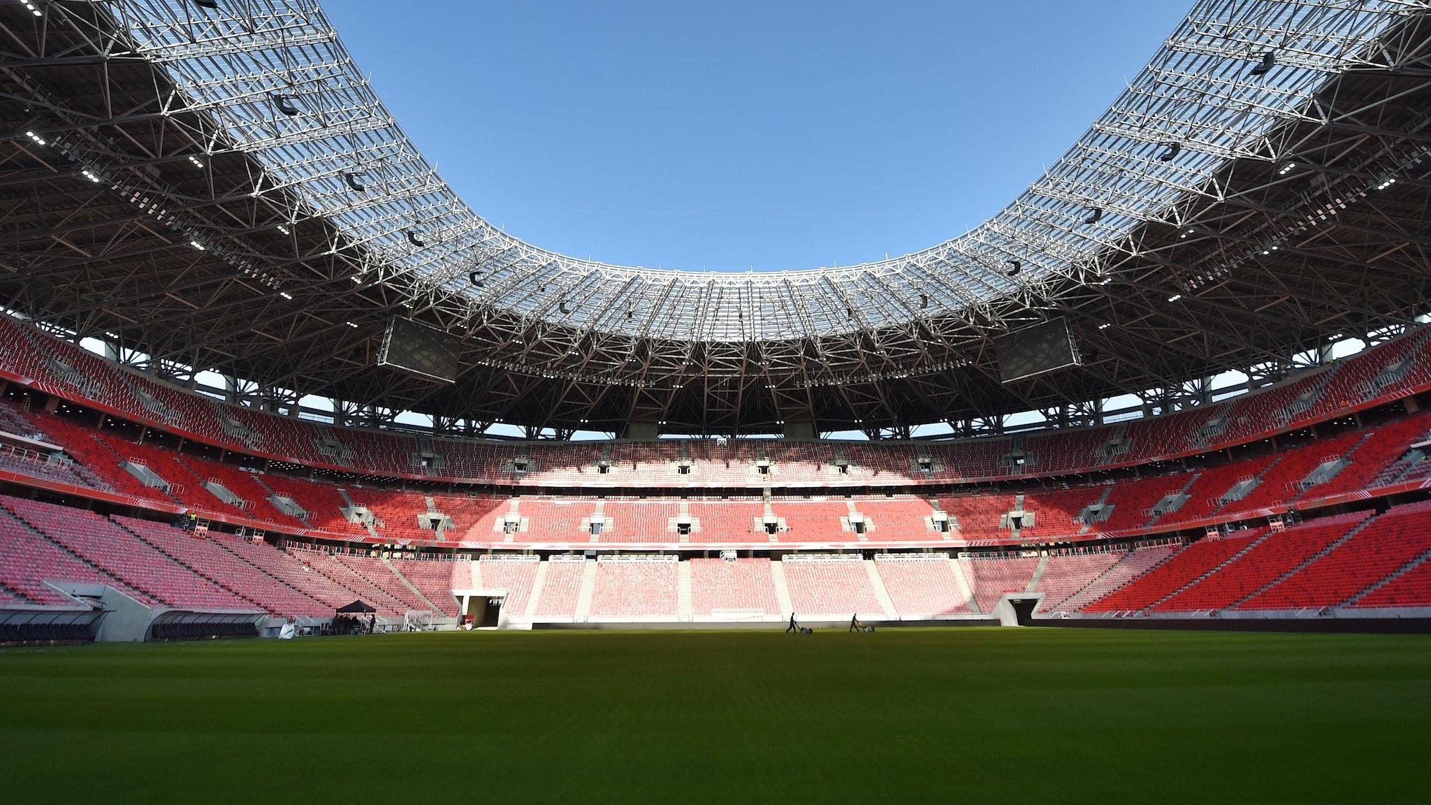uefa, leipzig-liverpool maçı sahasında değişiklik