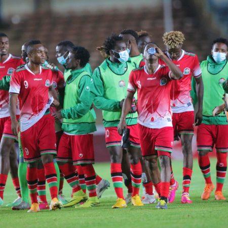 Afcon Elemeleri: Kenya, Komorlar'ın Mwendwa