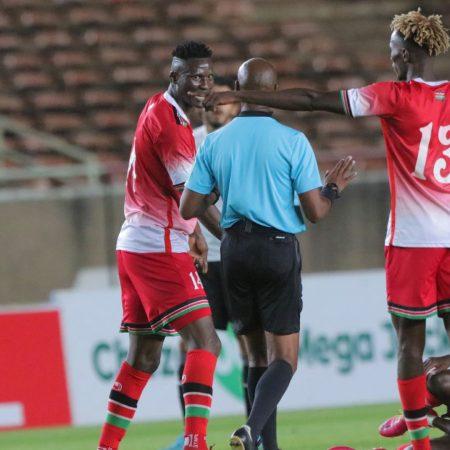 Afcon Elemeleri: Muguna elendi, Shichenje Kenya vs Togo clash