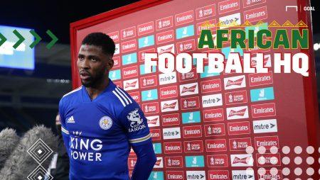 Afrika Futbolu Merkezi: Rohrâ € ™ s Iheanacho conundrum