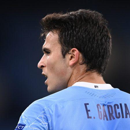 Garcia oynamamak kalbimi kırıyor, Guardiola