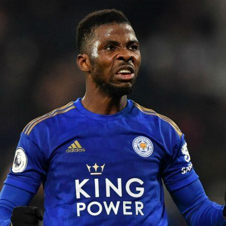 Iheanacho: Leicester City