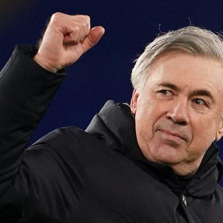 'İlk dörde girmek hayal olacak' – Ancelotti'nin gözleri Everton hedef