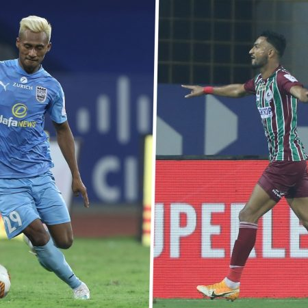 ISL Final: Bipin Singh ve Manvir Singh'in golcü olarak evrimi