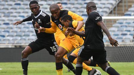 Kaizer Chiefs vs Orlando Pirates Head-to-head