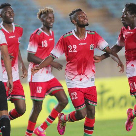 """Kenya'daki tek iyi haber"" – Harambee Stars, Togo"