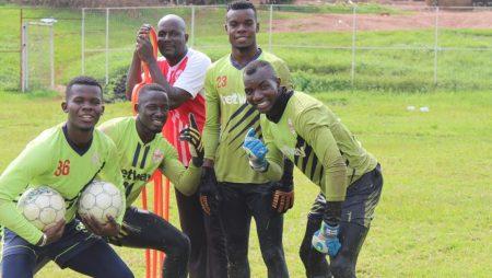 Kiwanuka: Express FC, UPL