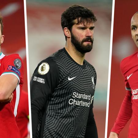Klopp, Alisson, Jota ve Fabinho'nun Chelsea çatışmasına hazır olmasını bekliyor