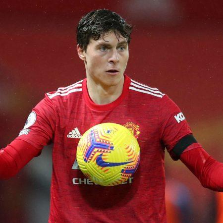 Man Utd defans oyuncusu Lindelof 'kişisel nedenlerle' İsveç kadrosundan ayrıldı