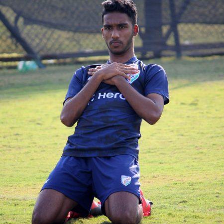 NxGn Hindistan: Sert Patre – Indian Arrows'ta GFDC mezunu, gözleri 2022 AFC U-19 Elemeleri