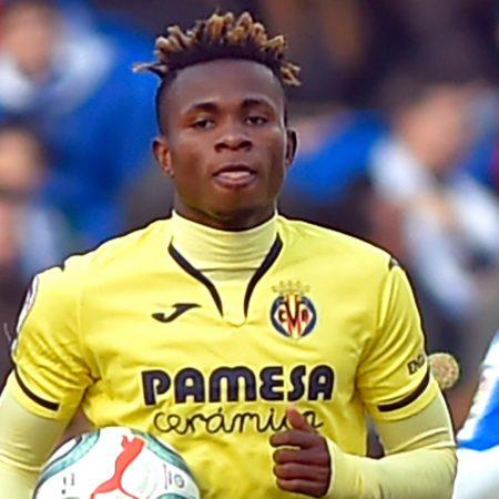 Villarreal Valencia'ya karşı kaybettiği için Chukwueze maçta