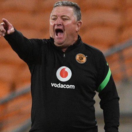 Kaizer Chiefs koçu Hunt, Bafana Bafana koçluk işi