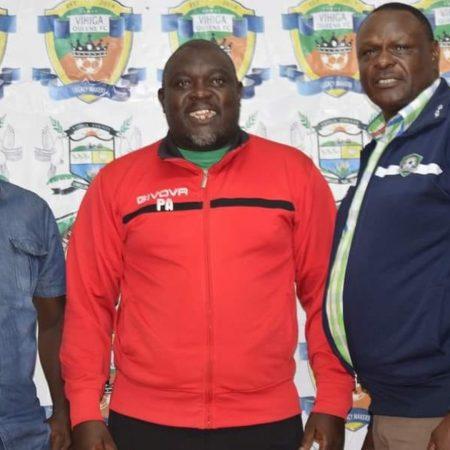 Nick Yakhama: Mali kısıtlamalar, Vihiga United'ın teknik direktör