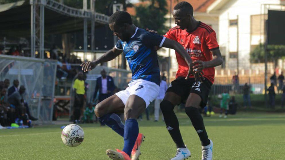 Odong: Forvet iyimser Police FC bu sezon kupa kuraklığına son verecek